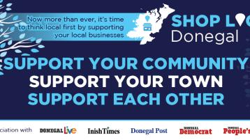 Support local businesses in Donegal - see today's five@five
