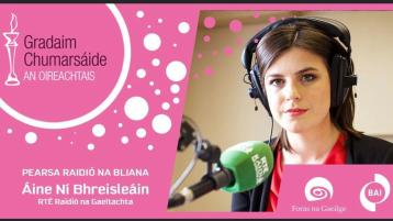 Donegal radio stations fare exceptionally well at Oireachtas na Gaeilge media awards