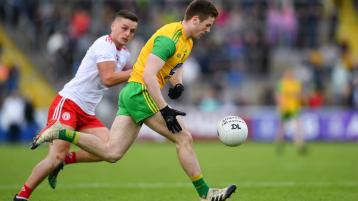 Eoghan Bán Gallagher back from injury and looking forward to a strange championship opener