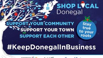Supporting local businesses in Donegal - today's five@five