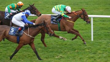 Orr and Browne McMonagle continue their winning ways at Dundalk, Curragh and Naas