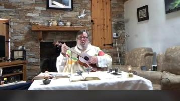 Donegal priest named as Ireland's Inspirational Hero