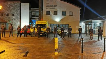 Donegal gardaí and emergency services mark World Day of Remembrance for Road Traffic Victims