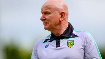 Cavan were deserving winners but Donegal performance very disappointing - Declan Bonner