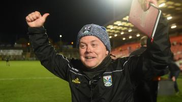 Beaming Cavan manager Mickey Graham put win down to guts and determination