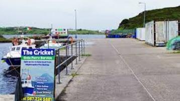 Gardaí appeal for information on theft from Donegal pier