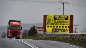 Donegal TD to raise Brexit transport issues in the Dáil this afternoon