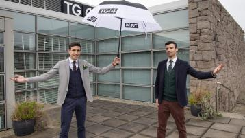Batten down the hatches as new weathermen set to brew up a storm on TG4