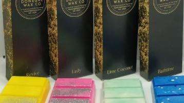 Future shines brightly for The Donegal Wax Co. as campaign boosts sales and business