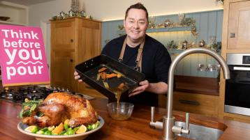 Donegal cooks and helpers asked 'to think before they pour' this festive season