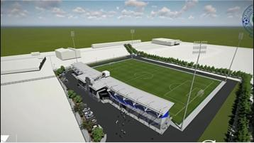 Finn Harps in discussion with Donegal County Council over future of stadium project
