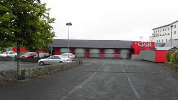 Popular with generations of young people from Derry, the Grill nightclub in Letterkenny looks set to be demolished