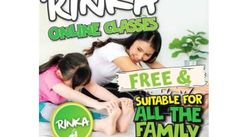 Donegal kids fitness group offers  free classes to help parents cope  during Covid crisis
