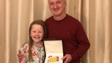 Irish Sport volunteer award for Mulroy Soccer Academy's Fergus McAteer