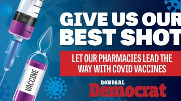 Sign our online petition - Save lives, businesses and our future - get the vaccine out in Donegal