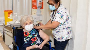 Carndonagh covid-19 vaccination