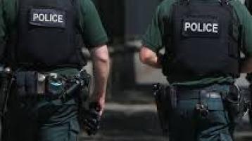 Man arrested on suspicion of a number of offences including making and distributing indecent images of children