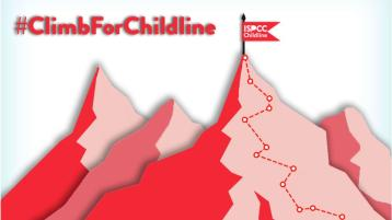 Childline calls on families in Donegal to 'Climb for Childline' this February