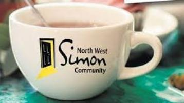 North West Simon Community annual Tea Day is virtual this year