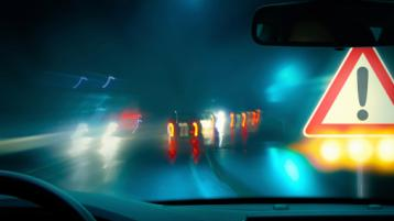 Donegal drivers asked to be aware of  poor weather ahead
