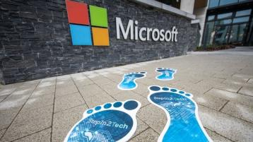 Microsoft is encouraging anyone in Donegal with an interest in digital skills to sign up for the online programme