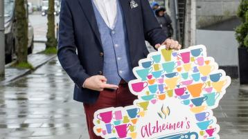 RTÉ star Dáithí Ó Sé inviting Donegal to show solidarity with people with dementia and family carers