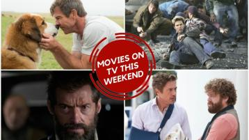 What to Watch: Here's 10 of the best movies on TV this weekend