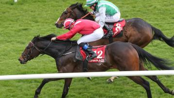 Another good week for Donegal jockey with wins at Gowran Park on Wednesday and Thursday