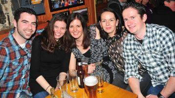 Flashback Friday - Out & About @ Dicey Reilly's, Ballyshannon (2012)