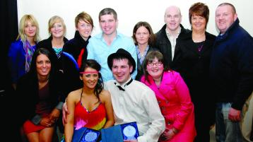 FLASHBACK FRIDAY: Moville GAA goes 'Cha Cha' for Strictly Come Dancing (2010)