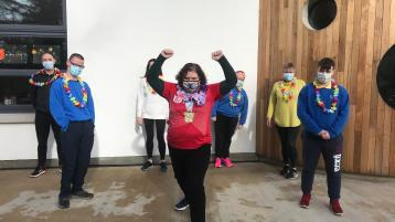 Donegal girl tackles  the Hawaii Challenge