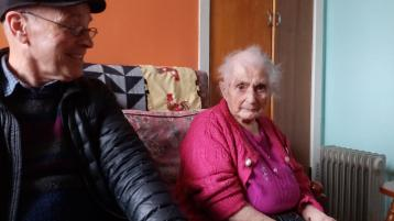 The lady from Caiseal is celebrating her 100th birthday this week