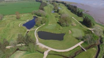 Sun shines as golfers return to the fairways at Letterkenny Golf Club