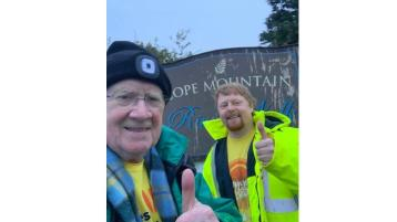 Donegal's Darkness Into Light marches on despite Covid
