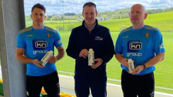 Donegal GAA sign up a new hydration sponsorship deal