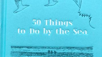 Rossnowlagh native pens beautiful new book on 50 things to do by the ea