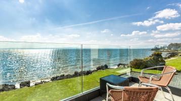 A stunning seafront home to take your breath away