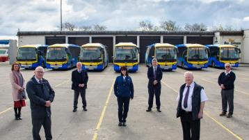 Exciting new innovations and features on Bus Éireann which will benefit Donegal service users