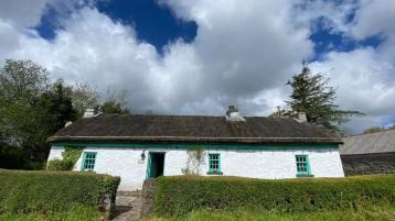 Stunning two-bedroom Bruckless cottage for sale