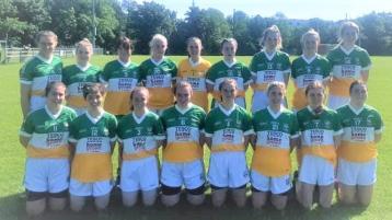 Historic day for Buncrana Ladies GAA