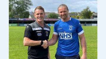 Cowan signs for Dungannon