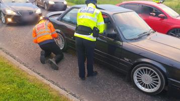 """""""We do not want a tragedy on the roads this weekend"""" - garda appeal as driver clocked at 167km/h"""