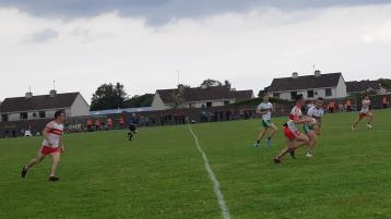 Aodh Ruadh too strong for Glenfin in Division Two clash in Ballyshannon