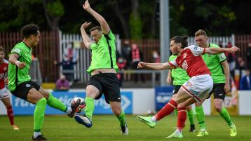 St Patrick's Athletic show their class to topple Finn Harps and move top