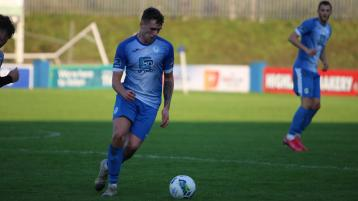 Mark Russell departs Harps and signs for Greenock Morton