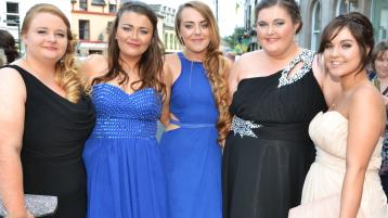 FLASHBACK FRIDAY: Abbey Vocational School Prom, Donegal Town (2014)
