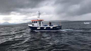 New ferry service now operating to one of Ireland's most beautiful off-shore islands