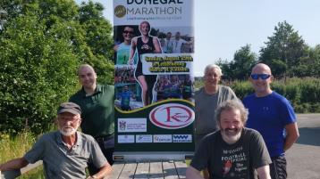 Donegal Half Marathon organisers appeal for volunteers