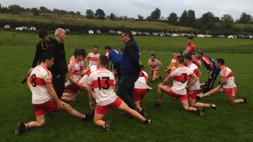 Glenfin comfortable winners over Downings
