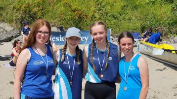 Donegal rowers in top form in Kerry - a great medal haul with fantastic youth performances